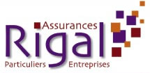 Logo agence Assurance Rigal - Particuliers Entreprises